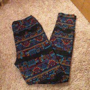 LuLaRoe Pattern Legging